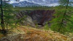А след тези странни дупки в тундрата - какво ли още ни очаква?