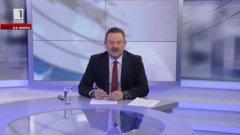 Водещият от БНТ Димитър Цонев е получил масивен инсулт