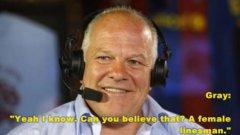 """Част от думите, заради които тази година """"Sky Sports"""" уволниха  може би най-известния футболен коментатор в света"""