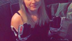 Вратарски ръкавици - неочакван коледен подарък