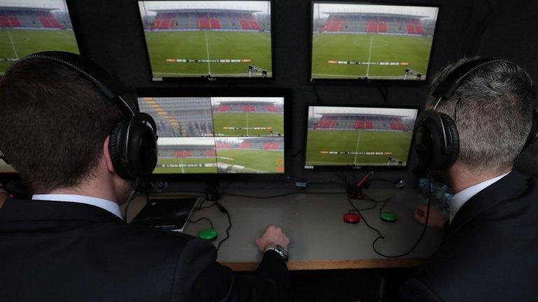 Въвеждат ВАР в българското първенство още този сезон