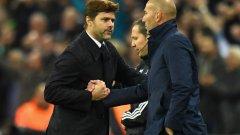 Само допреди няколко месеца Почетино бе свързван с треньорския пост в Реал Мадрид.