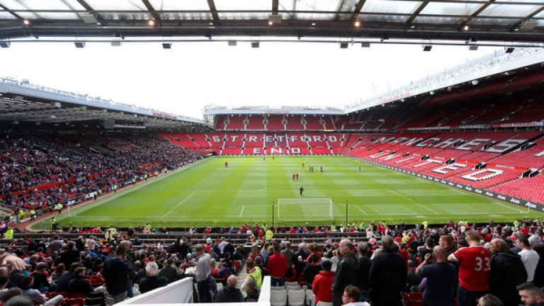 Фен на Юнайтед е починал след мача срещу Уест Хем