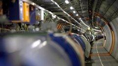 """Сноп от неутрино беше насочен от CERN към подземната лаборатория """"Гран Сасо"""" в Италия, на разстояние от 732 километра"""