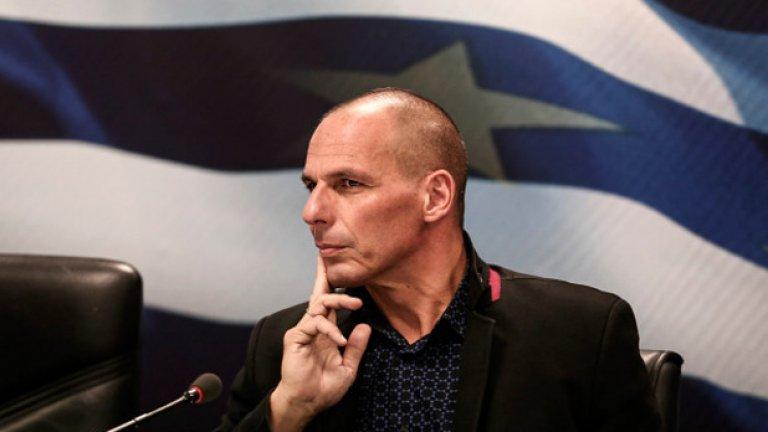 Варуфакис не вярва, че страната му ще бъде оставена да фалира