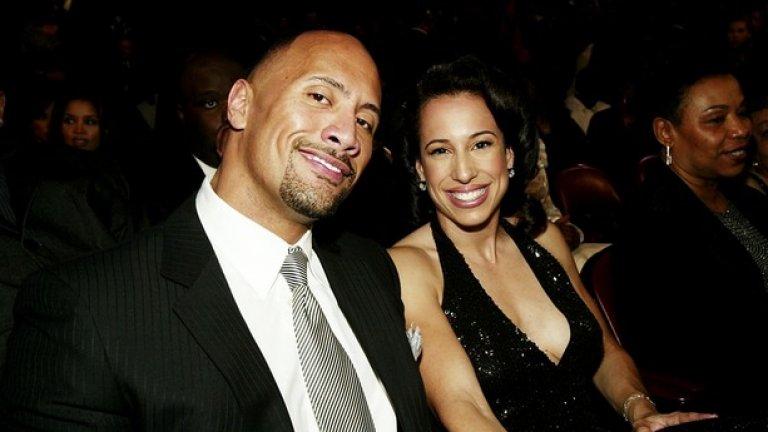 С бившата си жена Деби Гарсия, тя е и негов мениджър