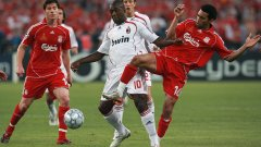Зеедорф смята, че Милан е играл по-добре през 2005-а, отколкото през 2007-а.