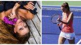 Разследват руска тенисистка за черно тото на Ролан Гарос (видео)