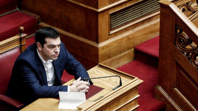 Ципрас твърди, че иска страната му да остане в еврозоната, но срещу приемливо за гърците споразумение