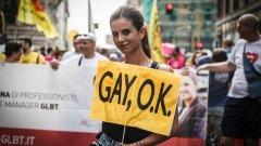 Във втората декада на 21 век гей парадите в европейските столици са точно толкова актуална и смислена за дебатиране тема, колкото кърменето в молове