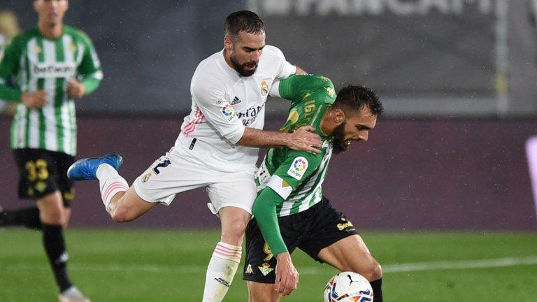Звезда на Реал започва надпревара с времето за Ел Класико