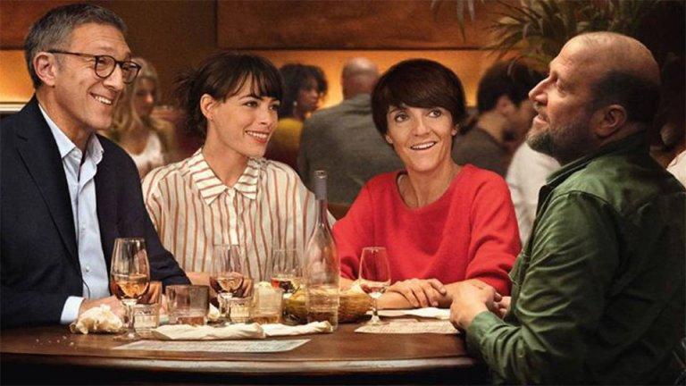 """""""Щастието на някои""""/A Friendly TaleКомедията на Даниел Коен гледа към две двойки дългогодишни приятели (Венсан Касел е един от тях), които живеят в привидно разбирателство и обич. Хармонията обаче е нарушена, когато най-дискретната от тях - Леа - пише роман, който се превръща в бестселър. Вместо да се радват обаче, останалите не са особено доволни, а в крайна сметка филмът повдига един важен въпрос: И която търси отговор на въпроса: как е възможно щастието на приятелите ни да се превърне в нещастие за нас?"""
