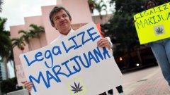 В Европа се либерализира продажбата на лекия наркотик с лечебна цел, а търговията и употребата му е разрешена в няколко щата в САЩ