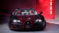 Ерата Bugatti Veyron ще приключи с показването на последния екземпляр.