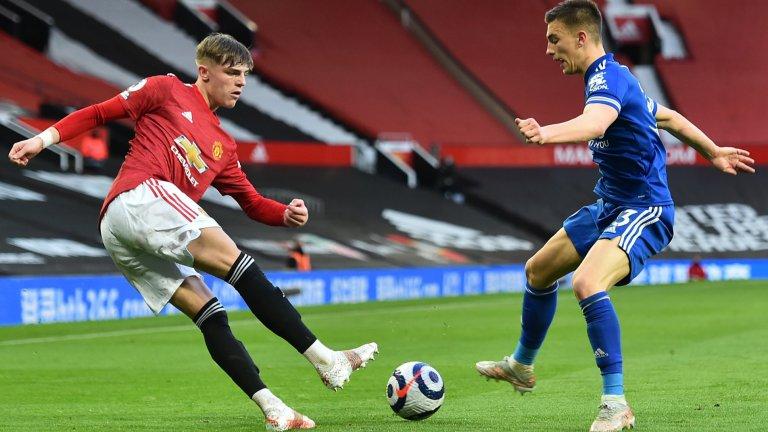 Юнайтед загуби с резервите, направи Сити шампион и натъжи Ливърпул
