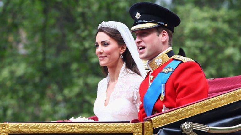 Сватбата на принц Уилям