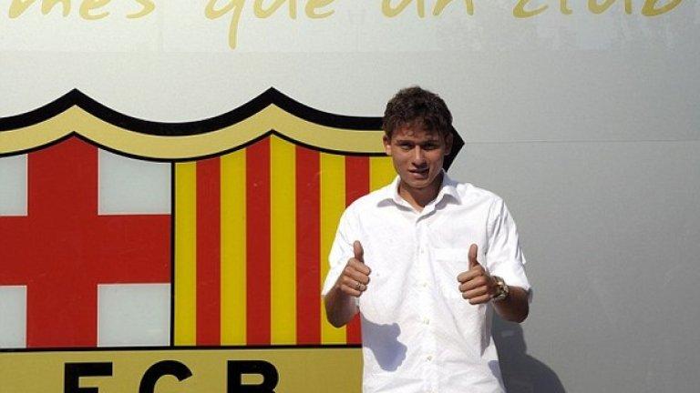 Кейрисон (2009) Около 15 млн. евро бяха платени за него, но бе преотстъпван на Бенфика, Фиорентина и Сантос преди да го продадат.