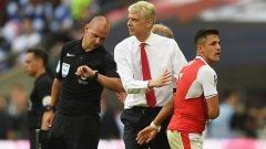 Арсенал вече няма нужда от Алексис Санчес