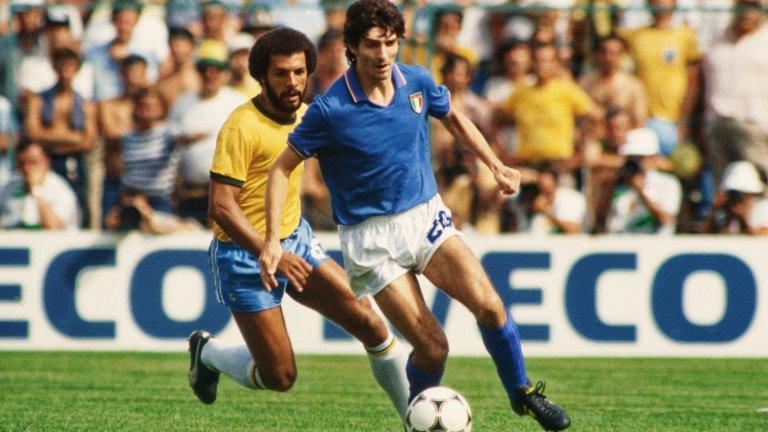 Отиде си и великият Паоло Роси, само на 64