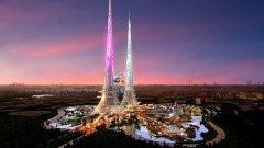 Така би трябвало да изглежда най-високата сграда в света, ако бъде построена