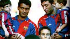 Стоичков и Ромарио бяха в основата на първото атомно нападение на Барселона.