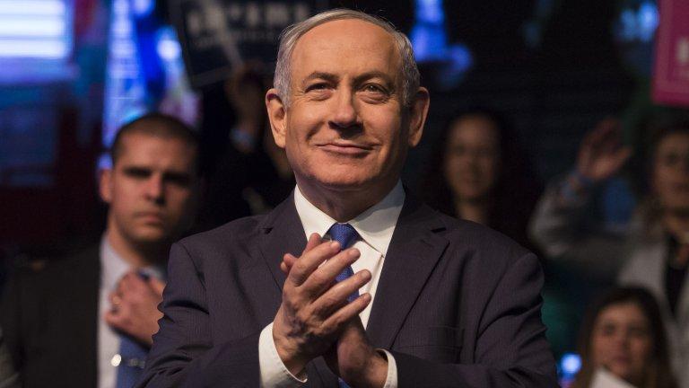 """Партията """"Ликуд"""" печели между 31 и 33 места в следващия парманмент"""