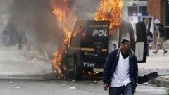 Балтимор няма да е последен в играта на разделение на американското общество