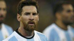 Геният Меси изигра един от великите си мачове и с хеттрика си класира Аржентина на Мондиала