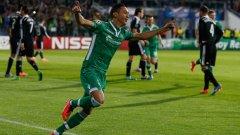 Играчи като Марселиньо от години утвърждават името на Лудогорец в Европа.