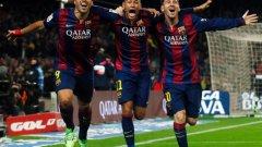 И тримата от атомното нападение МСН попадат сред най-добрите трансфери на Барселона. Но кои още са в тази класация? А кои са най-лошите? Вижте...