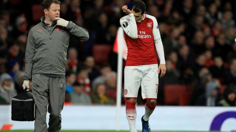 Арсенал даде Мхитарян под наем на Рома