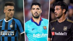 Суарес се превърна в безценна фигура за Барселона и контузията му осакатява тежко отбора за решаващата част от сезона. Ето кои са възможните кандидати за атаката през зимния трансферен прозорец