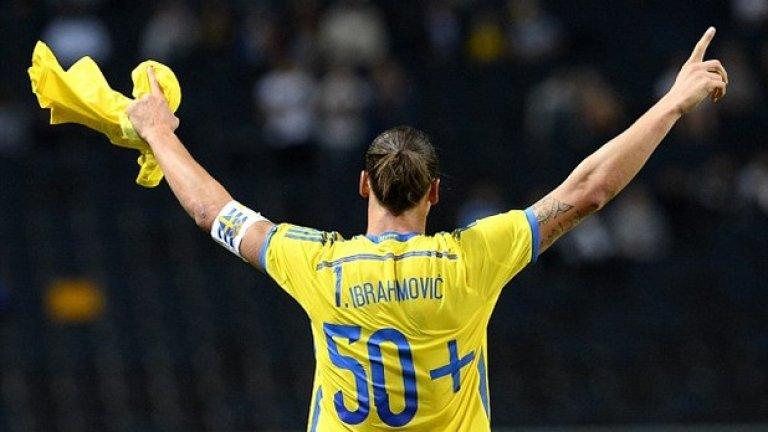 Златан Ибрахимович – 4 (2007, 09, 13, 14), Интер/Барселона/Милан/ПСЖ и Швеция Номиниран в последните осем издания на класацията, Златан влезе в идеалния отбор на четири пъти. И то – с четири различни отбора. Истински футболен номад.