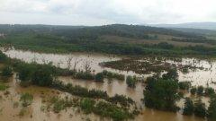 БАН предупреждава, че и през следващото денонощие се очакват валежи в източните райони на страната.
