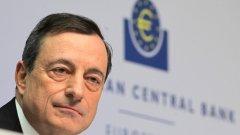 ЕЦБ под ръководството на Марио Драги даде още една глътка въздух за гръцките банки