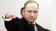 Убиецът на 77 души беше изслушан от апелативен съд в Норвегия по дело, обжалвано от прокуратурата и подето от адвоката на Брайвик, според което изолацията и тежките условия, в които излежава присъдата си, нарушават човешките му права