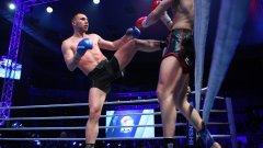 """Възпитаникът на СК """"Боил"""" печели втори колан на организацията за професионалисти. Шумаров има и европейски пояс на WAKO Pro в стил К-1, категория до 71,800 кг."""