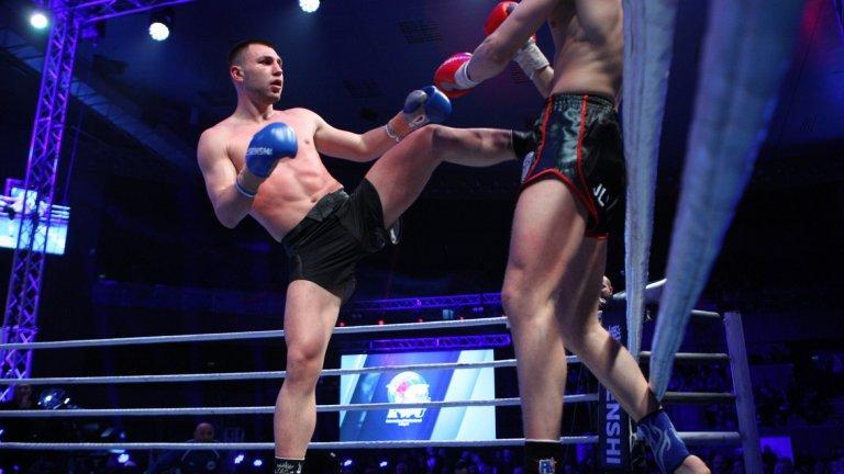 В здрава и доста нервна битка Богдан Шумаров победи неудобния естонец Макел Астур в главното събитие на SENSHI 5