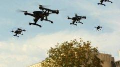 Малки безпилотни апарати вече променят лицето на войната