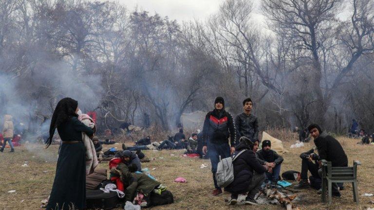 Седем европейски държави ще приемат непълнолетни без придружители