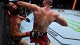 Това ли ще е нокаутът на годината в UFC? (видео)