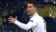 Обяснено: Как Роналдо лиши Дибала от един от головете на сезона (ВИДЕО)