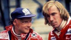"""Ники Лауда оцелява в ада на """"Нюрбургринг"""" и само шест седмици по-късно отново е на пистата, за да продължи битката с Джеймс Хънт за титлата във Формула 1 през 1976"""