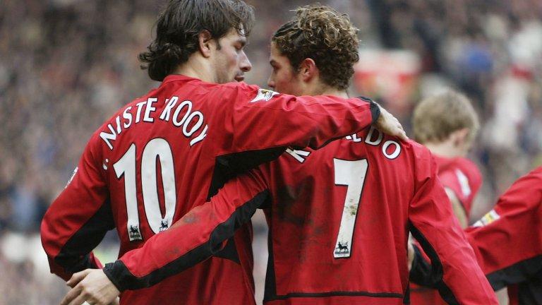 Идеалните 11 на Манчестър Юнайтед във Висшата лига от чужденци