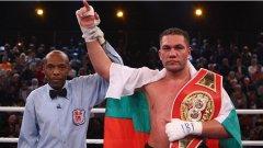 Голямата цел на Пулев е да стане световен шампион