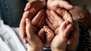 Припознаване на дете: какво може да се обърка?
