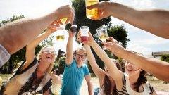 Наздраве, за най-древната от всички напитки!