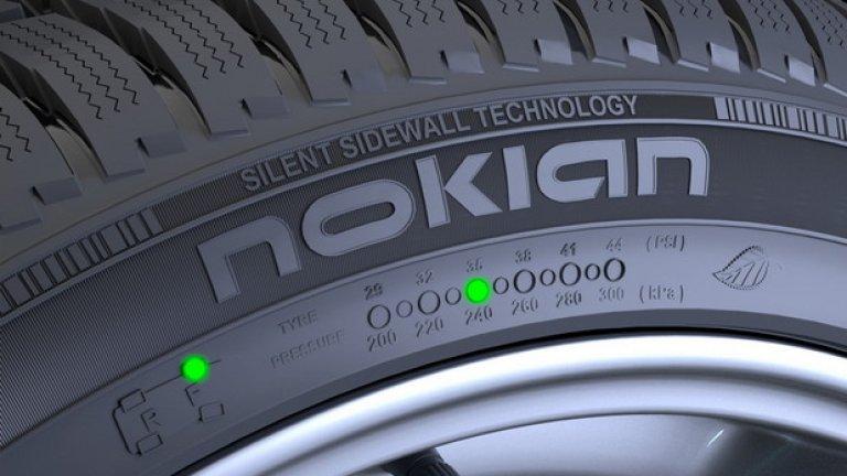 Един от символите на зимните гуми - Nokian взима третото място с модела си WR D3. Моделът демонстрира изключително къс спирачен път на сухо и осигурява отлична управляемост, както и добро сцепление. Както и много добро поведение в аквапланинг и силно представяне при спиране. На сняг сцеплението също е много добро, но представянето при спиране и управляемостта получават средни оценки. Силата на WR D3 е на сухи и мокри пътища, не толкова на сняг, противно на очакванията. Но пък Nokian вземат 399 точки.
