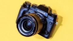 """Моделът X-T1 IR """"вижда"""" онова, което окото не може. На снимката: предишният модел на Fujifilm - X-T1"""