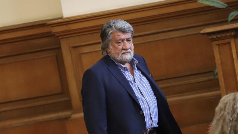 Вежди Рашидов е катастрофирал в столицата